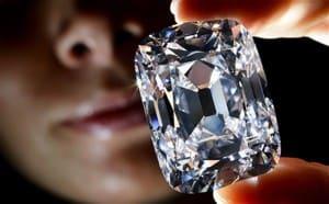 diamond shape cushion