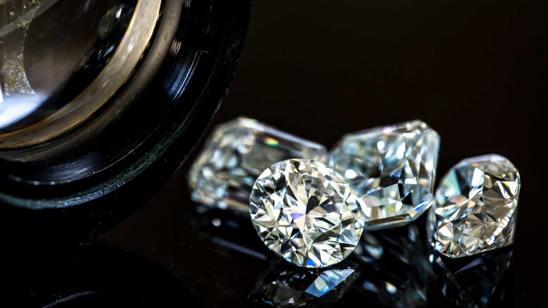 La passion du diamant