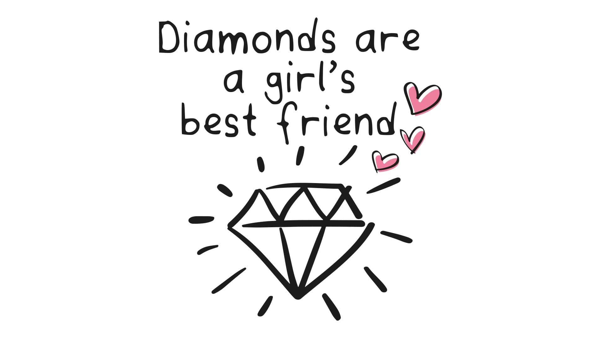 Les femmes et les diamants : du cadeau d'amour à l'achat plaisir