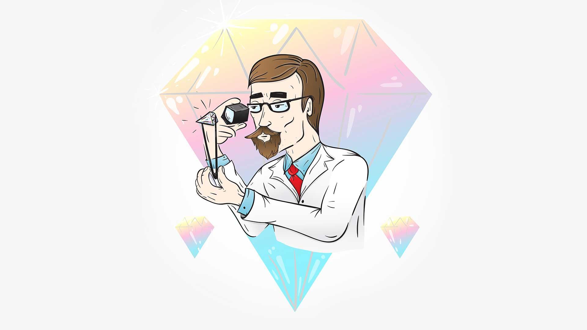 différence diamant naturel et synthétique