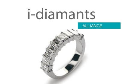alliance diamant emeraude