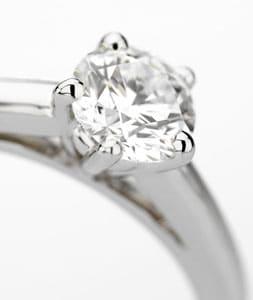 Achat solitaire diamant