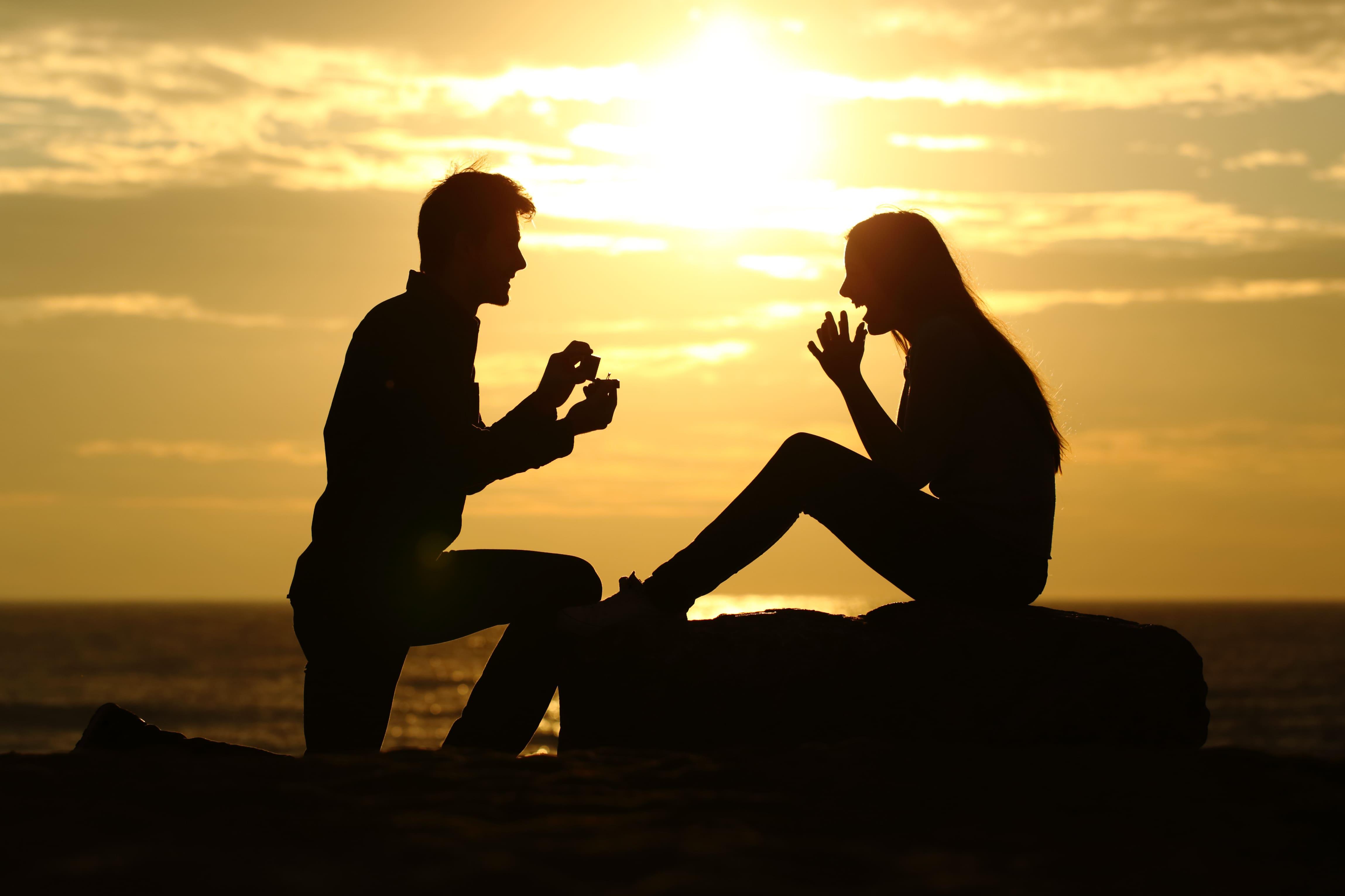 de l'achat au cadeau d'un diamant : un grand moment d'amour
