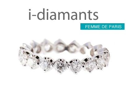 alliance diamant femme de paris