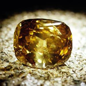 diamant jaune Golden Jubilee