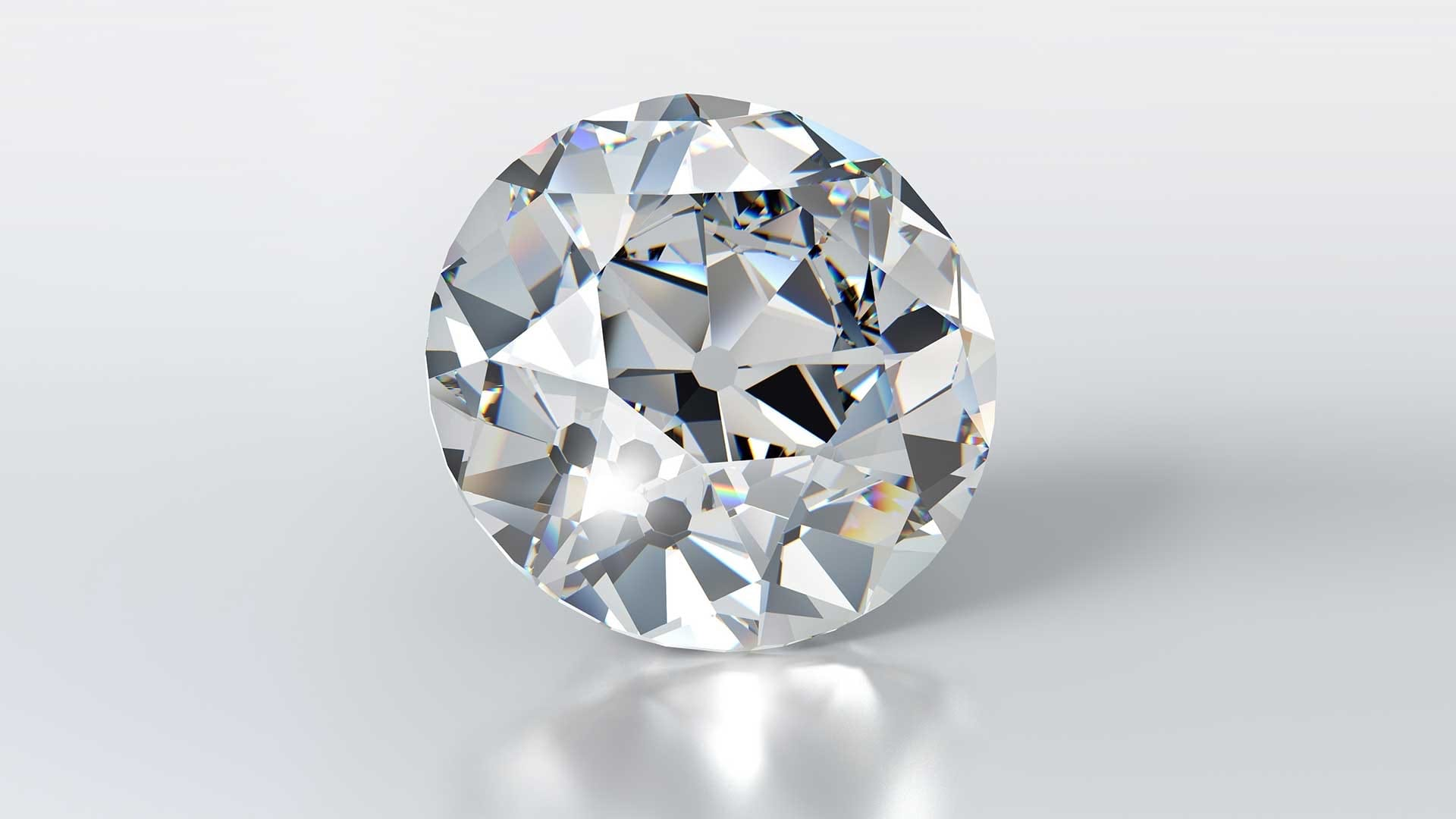 diamant taille ancienne