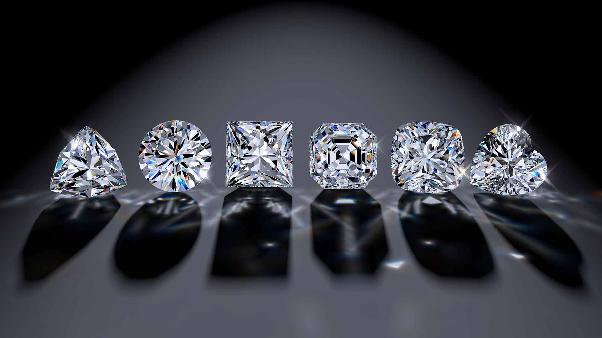 quelle forme de diamant choisir ?