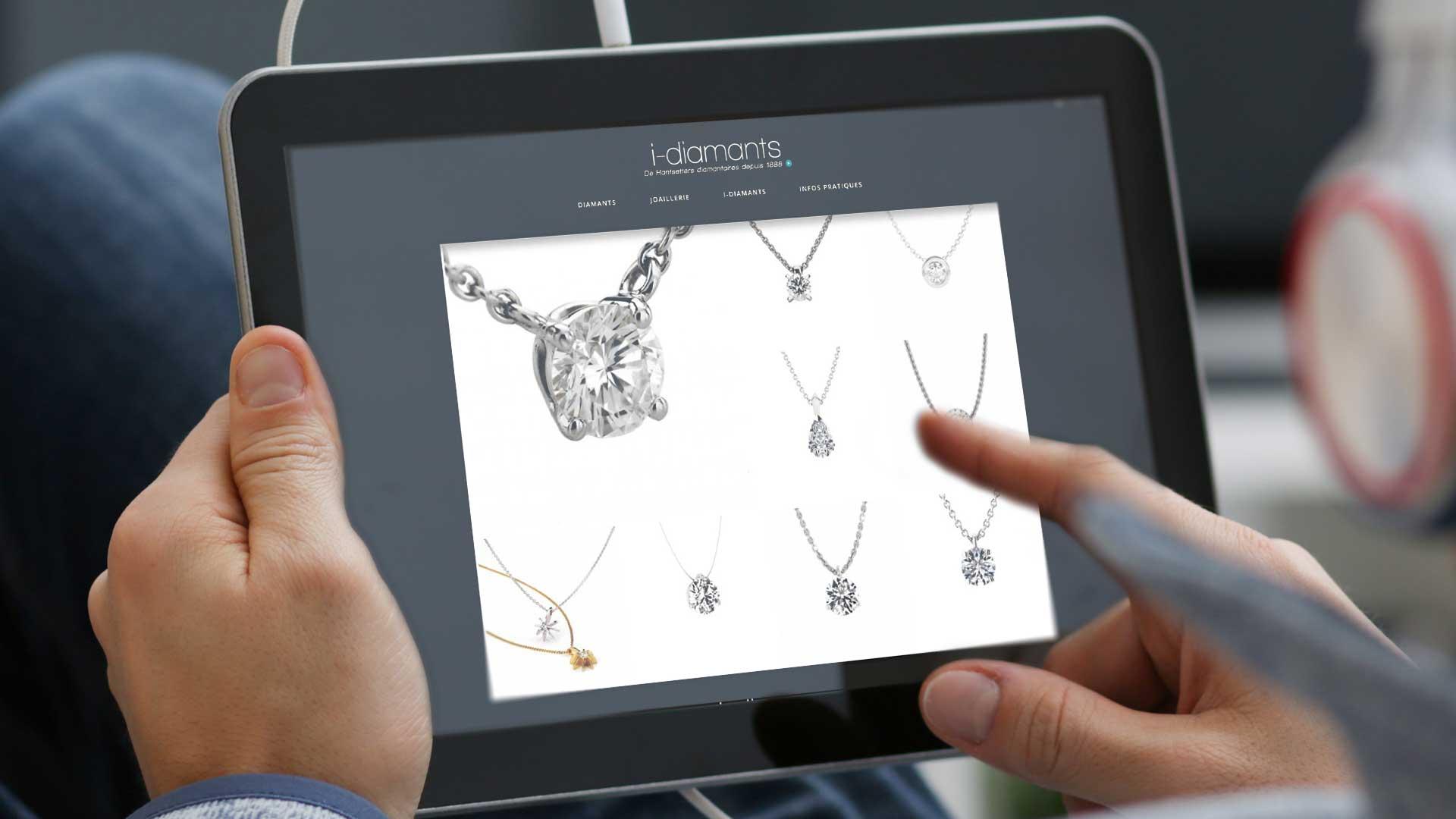 l'art d'acheter son diamant au doigt et à l'oeil sur internet