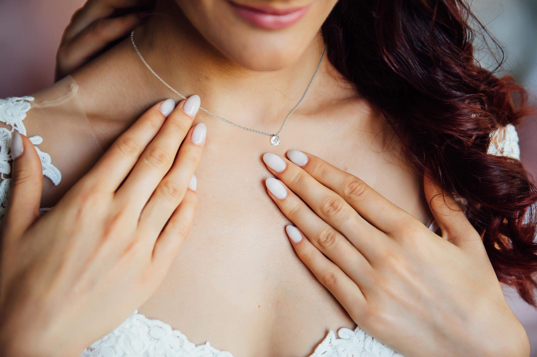pendentif diamant pour femme ou pour homme