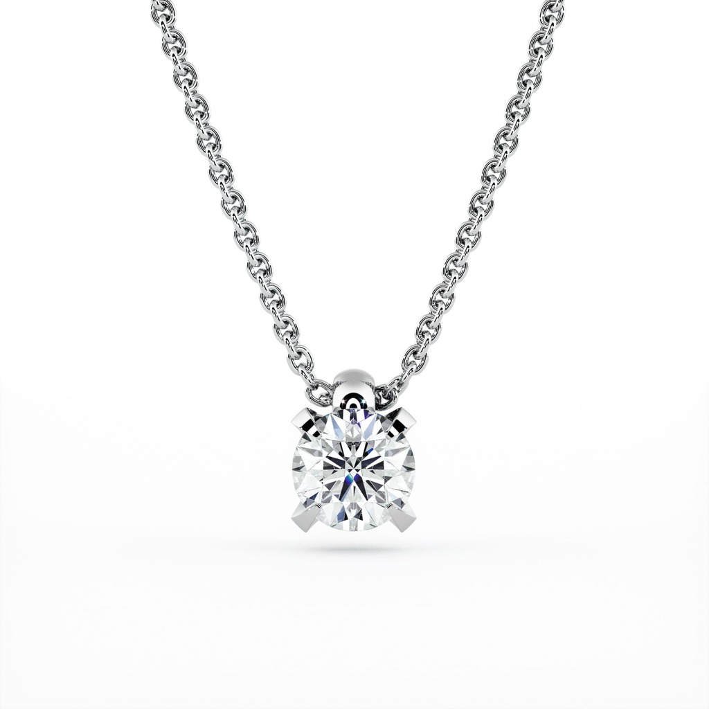 Pendant & Necklace Classics Diamond CRADLE
