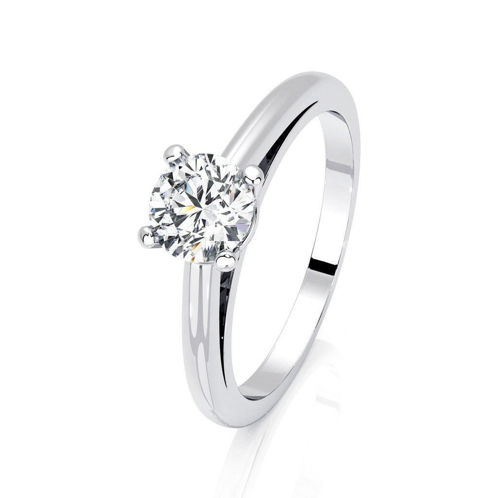 Engagement ring Classics Diamond 4 Claws Classic