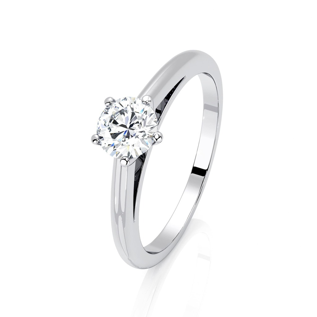 Engagement ring Classics Diamond 5 Claws Classic