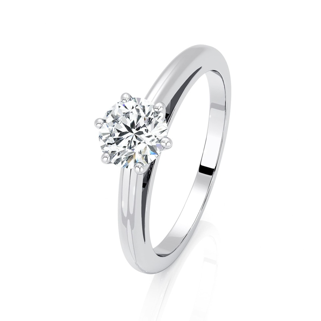 Engagement ring Classics Diamond 6 Claws Classic