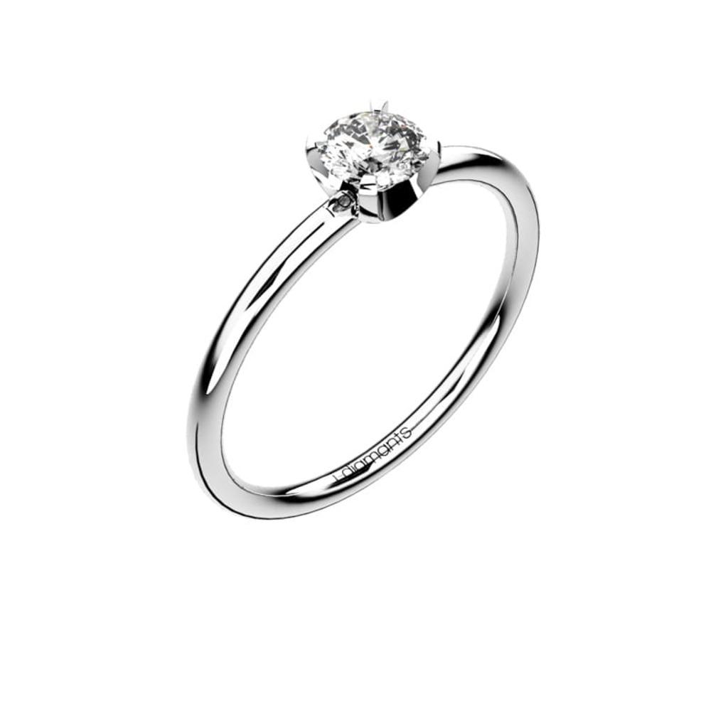 Solitaire  Classique  Diamant Dulcinée