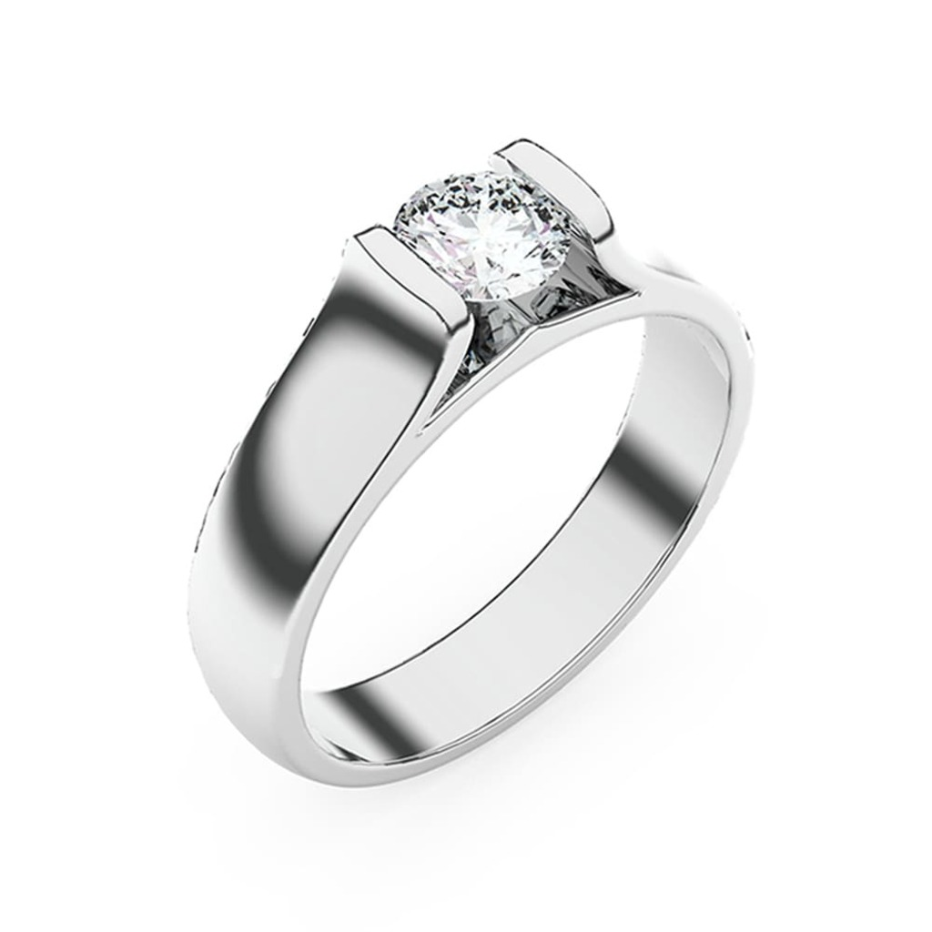 Engagement ring Classics Diamond Between you and me