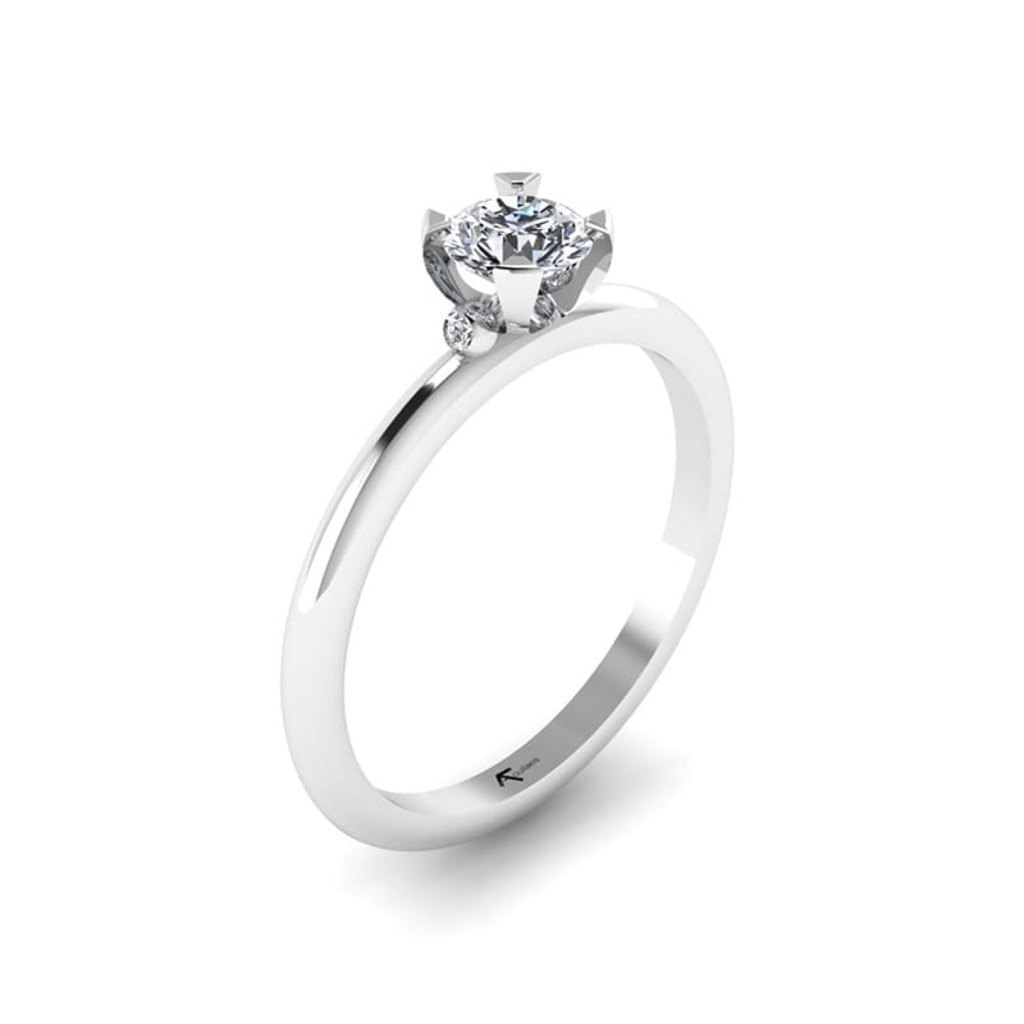 Engagement ring Classics Diamond LOVE