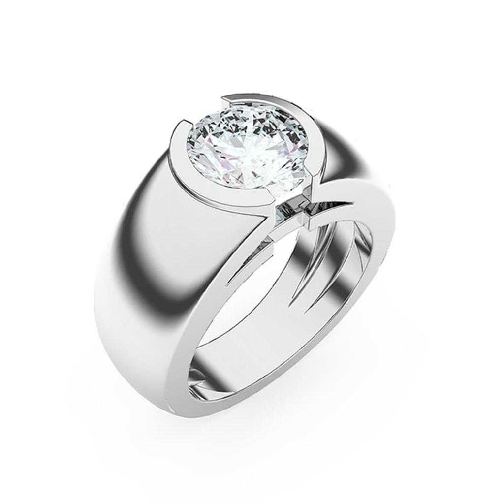 Solitaire  Classique  Diamant LUNA