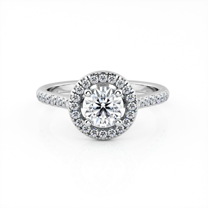 purchase Ring Classics Diamond Gold BRILLIANT