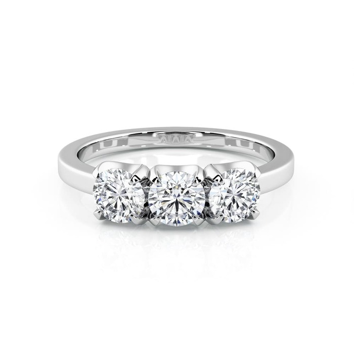 purchase Ring Trilogy Diamond Gold TRILOGY 3