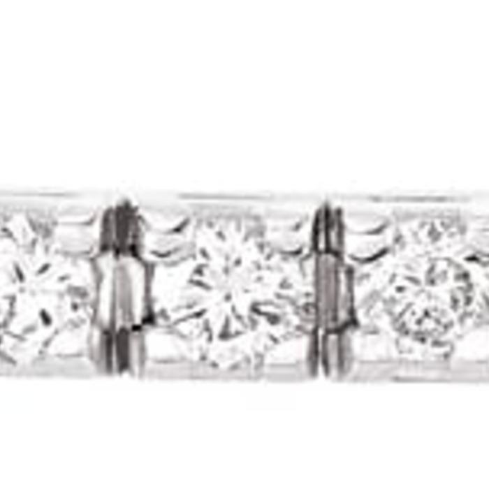 achat  Bracelet  Diamant or OR BLANC