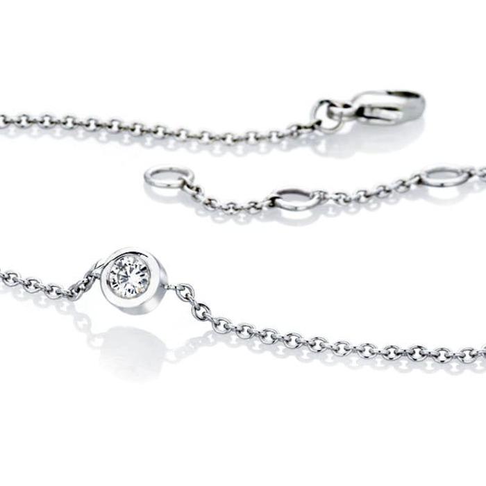 purchase  Bracelet Diamond Gold ETERNITY