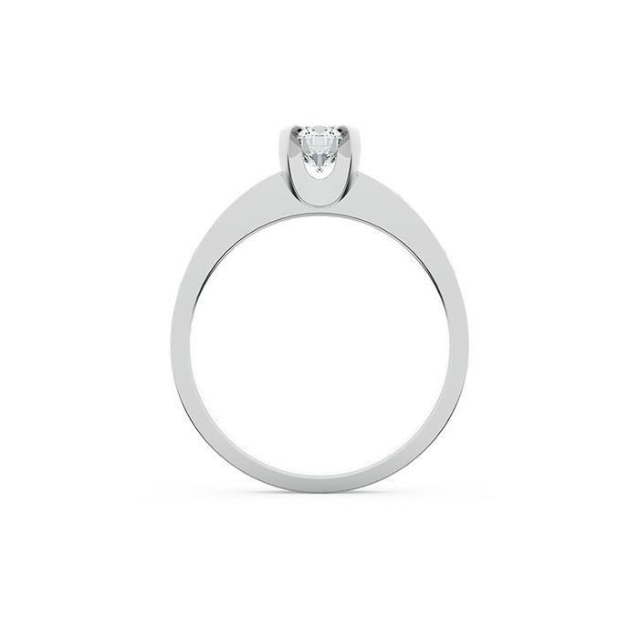 achat Solitaire  Classique  Diamant or DEVA
