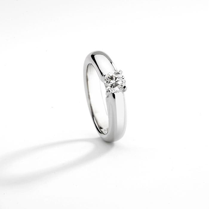 achat Solitaire  Classique  Diamant or NOSOLO