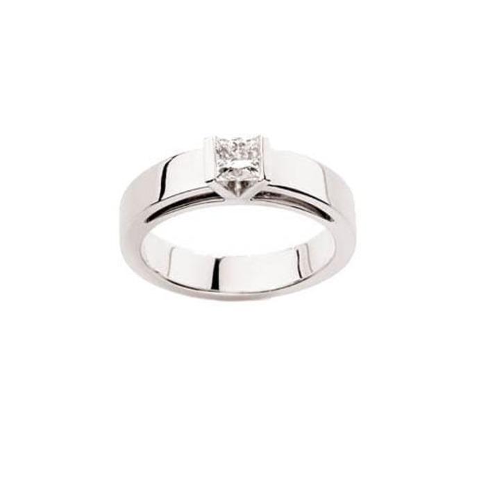 purchase Engagement ring Classics Diamond Gold PRINCESS V