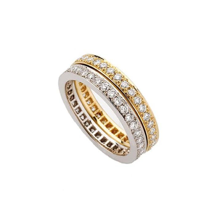 acheter Alliance Tour complet Diamant or tour complet RUBAN
