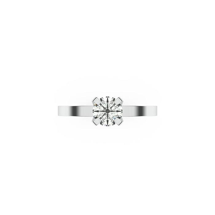 acheter Solitaire  Classique  Diamant or DEVA