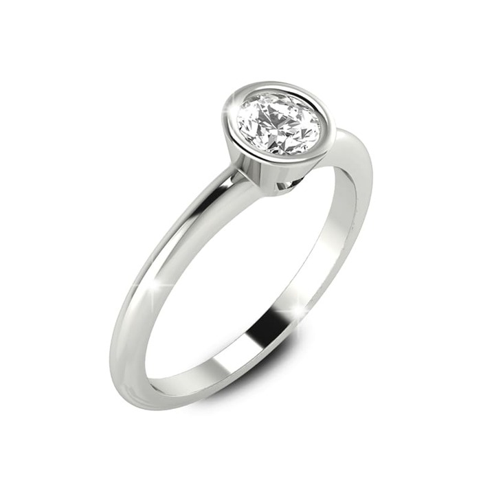 Ring Classics Diamond Gold For Ever Ring
