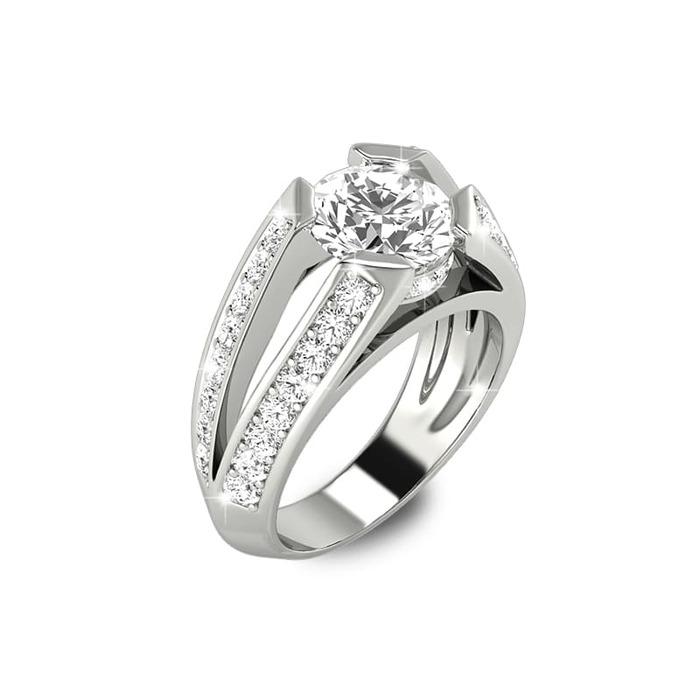 Bague  Classique  Diamant or BEL HORIZON