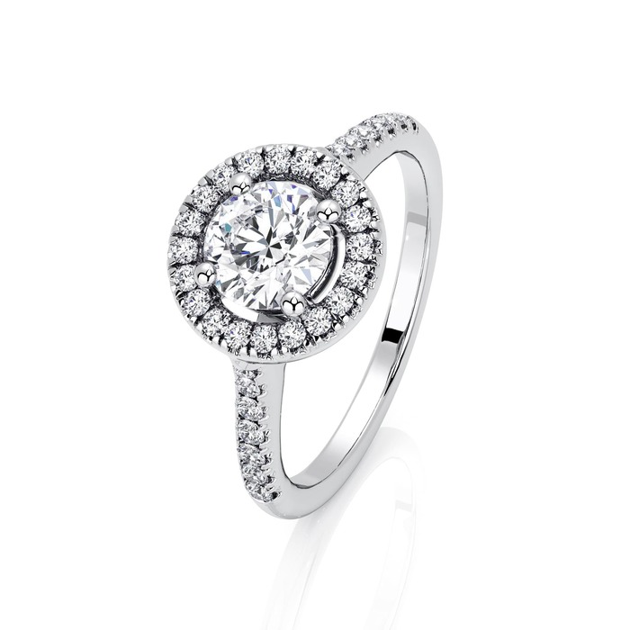 Ring Classics Diamond Gold BRILLIANT