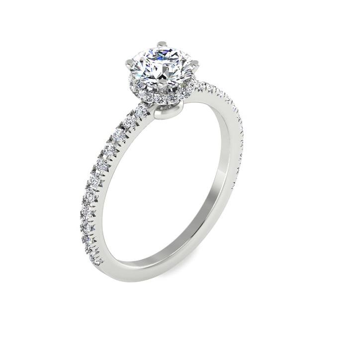 Ring Classics Diamond Gold DIAMOND CROWN
