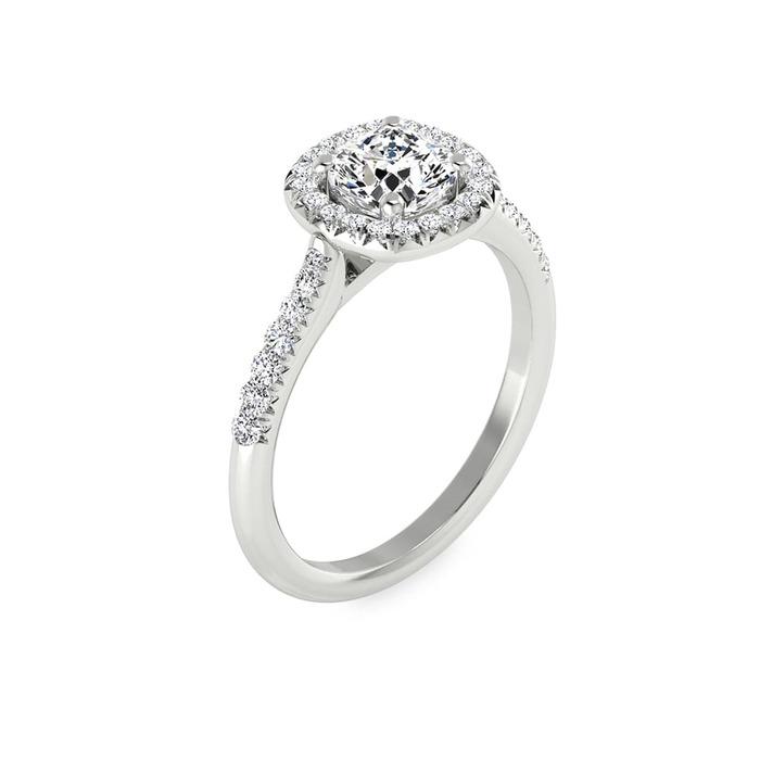 Bague  Classique  Diamant or COUSSIN