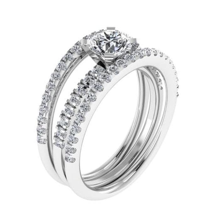 Ring Classics Diamond Gold PASSION