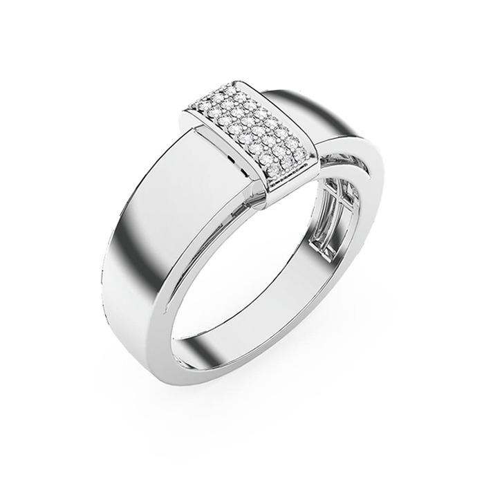 Ring Classics Diamond Gold WE MEET