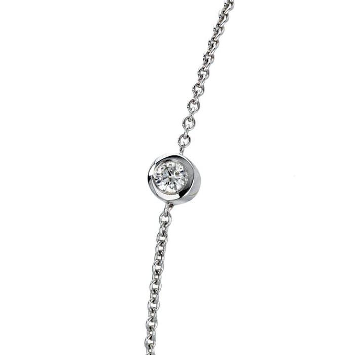 Bracelet  Diamant or serti clos ETERNITE