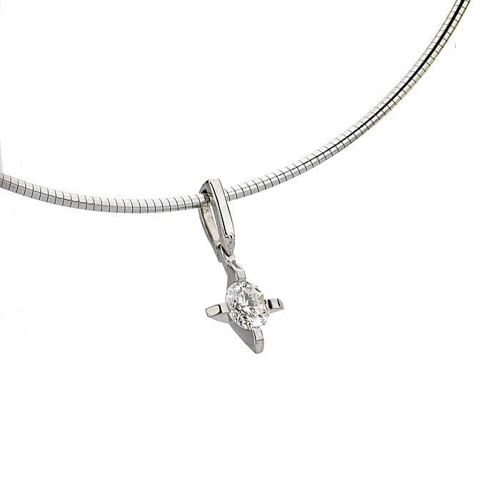 Pendant & Necklace Designer Jewellery Diamond Gold LUMINY S