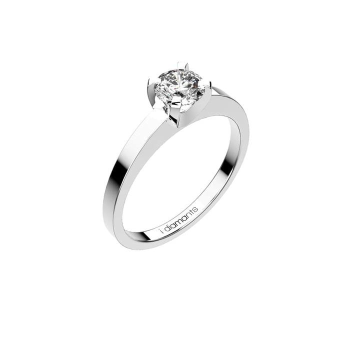 Solitaire  Classique  Diamant or DEVA