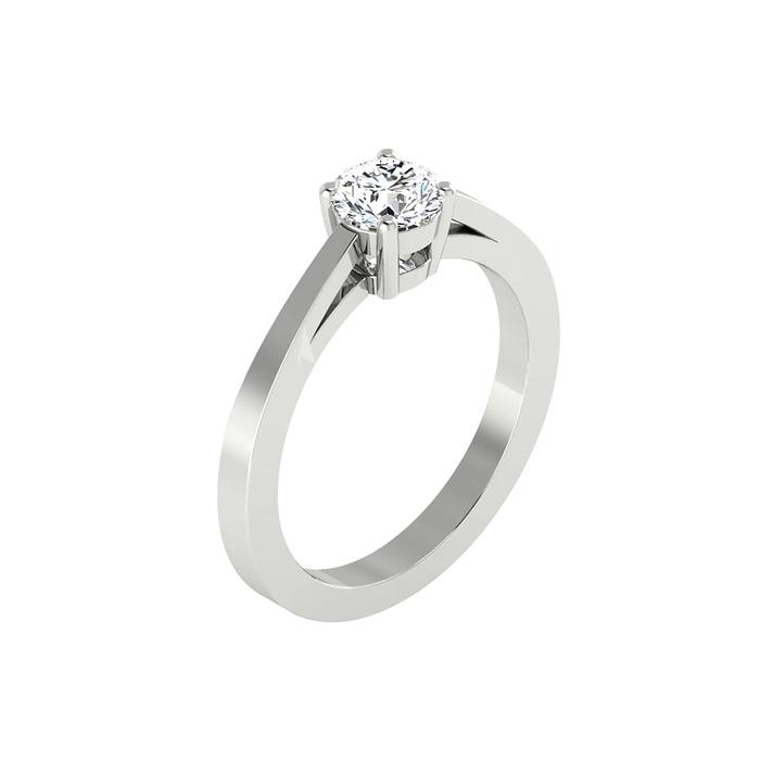 Engagement ring Classics Diamond Gold UNIK