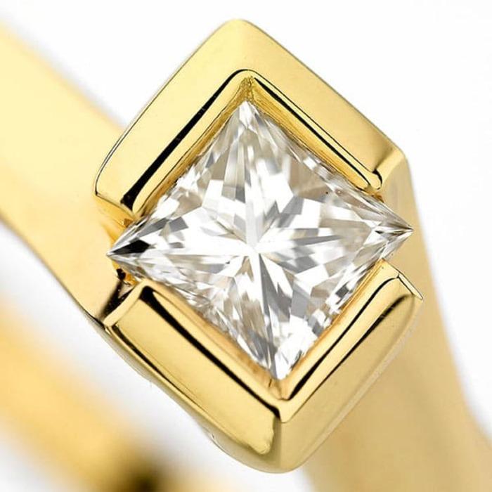 sell Ring Classics Diamond Gold Princess NOVA