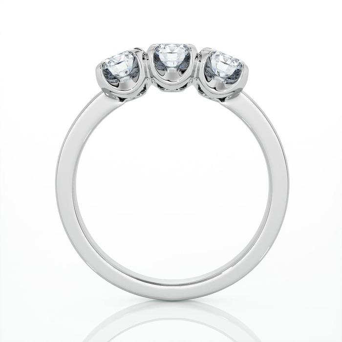 sell Ring Trilogy Diamond Gold TRILOGY 3
