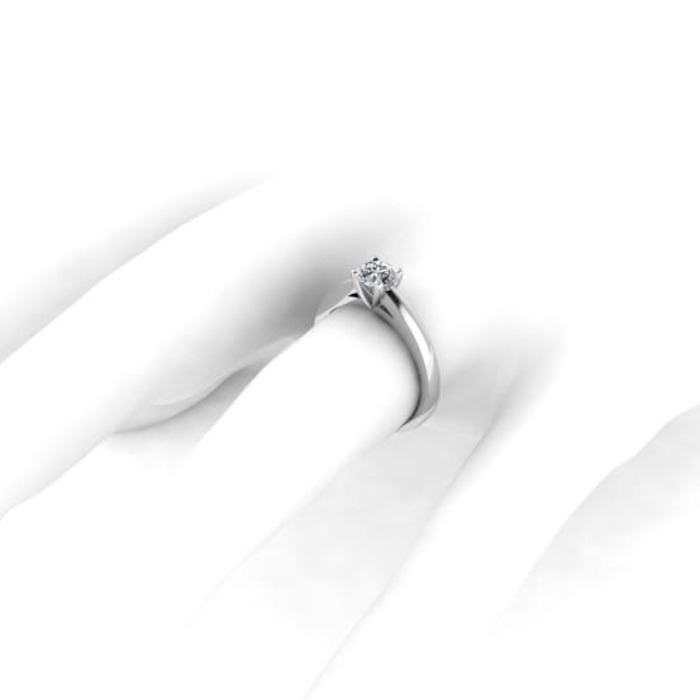 sell Engagement ring Classics Diamond Gold SUNRISE