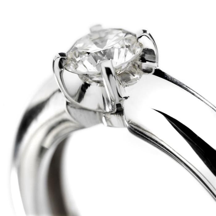vente Solitaire  Classique  Diamant or NOSOLO