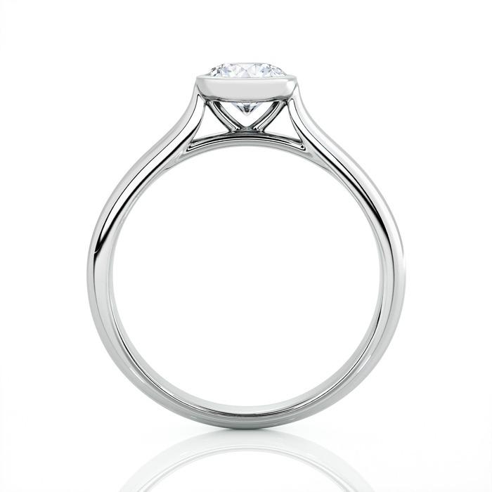 sell Engagement ring Classics Diamond Gold ETERNITY