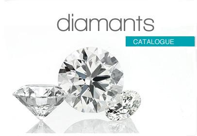 boucles oreille diamant